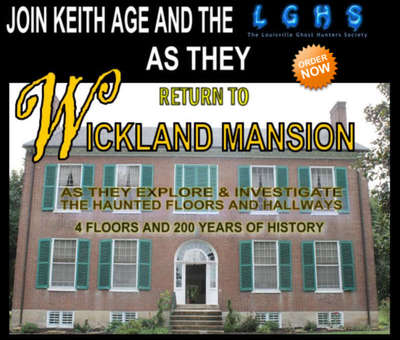 Return To Wickland Mansion